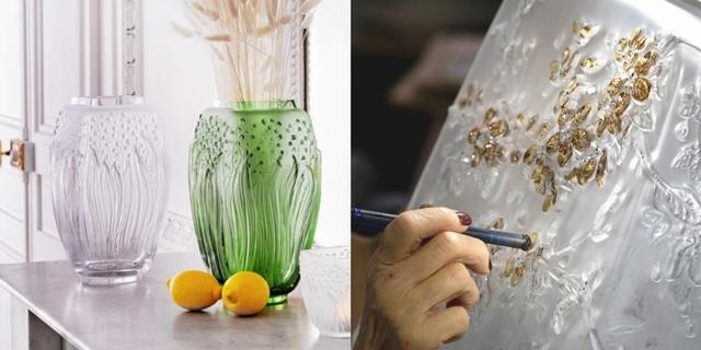 LALIQUE法國萊儷水晶2020春夏新系列「BOTANICA百花齊放」上市!用精緻工藝詮釋繽紛花朵