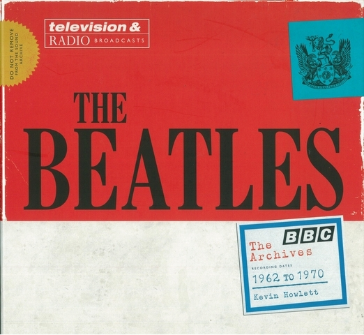 The Beatles深度全記錄《The Beatles The BBC Archives 1962-1970》5折價1,100元