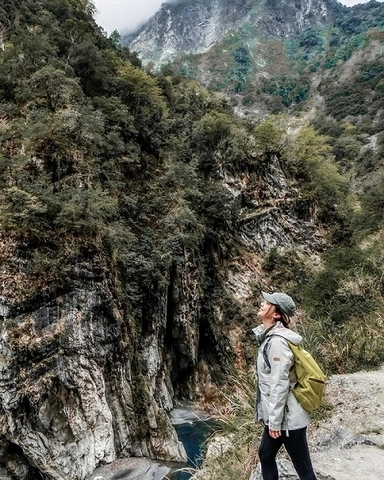 8. 媲美美國優勝美地-花蓮「太魯閣國家公園」