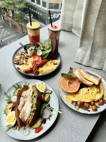 亮點3:CP值超高!澎湃感早午餐