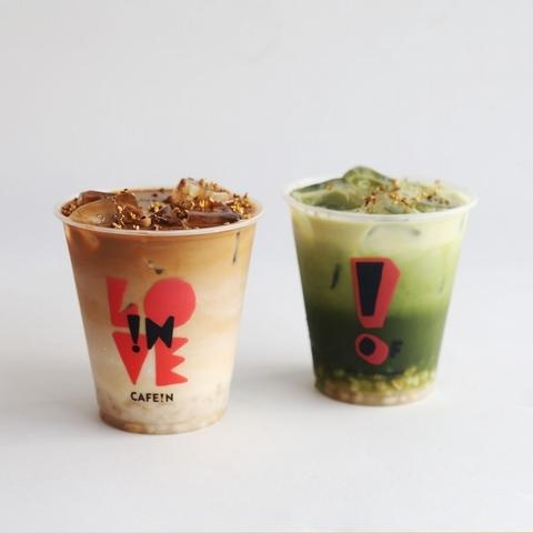CAFE!N—OATLY燕麥桂花冠軍拿鐵 135元(M) / 155元(L)