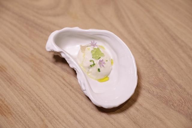 1. 牡蠣慕斯