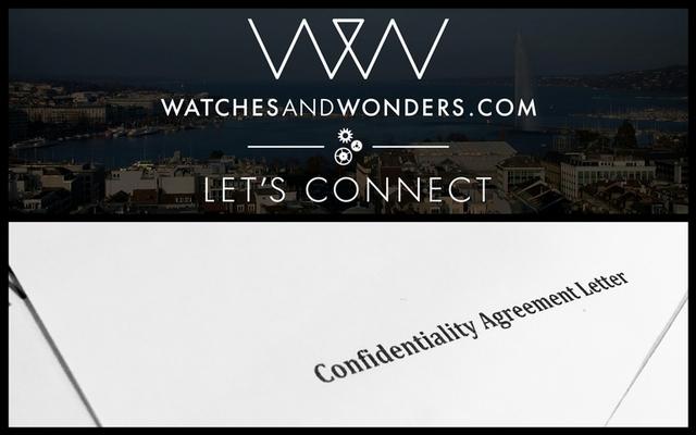 疫情停展,手錶照樣秀!Watches & Wonders Geneva線上錶展4/25開辦,30個品牌雲端齊發