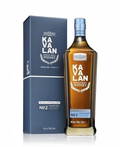 噶瑪蘭珍選單一麥芽威士忌No.2