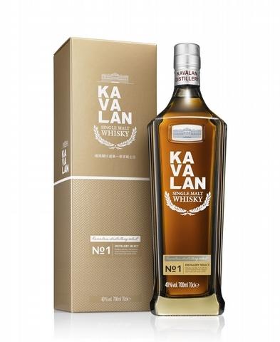 噶瑪蘭珍選單一麥芽威士忌No.1