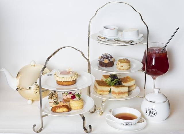 TWG Tea 五月限定巴黎人套餐