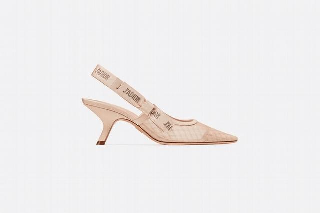 VARA粉色漆皮訂製鞋