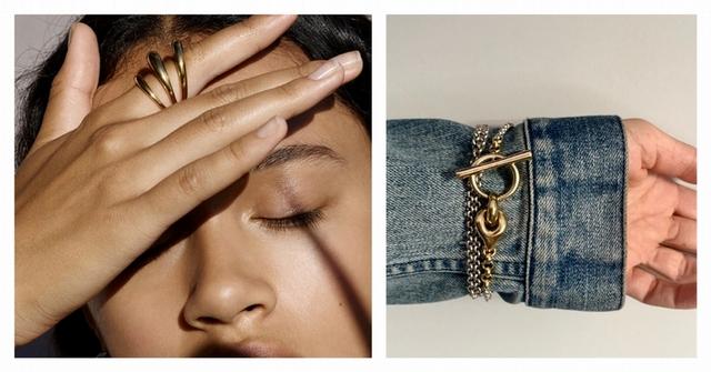 可配戴的奢華微型雕塑!新銳珠寶設計師Charlotte Chesnais打造體表最迷人風景