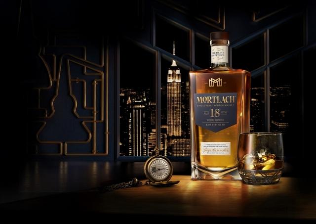 亞洲限定獨賣!MORTLACH慕赫2.81「18年單一麥芽威士忌」精彩重現1930年一瓶難求的上流名酒