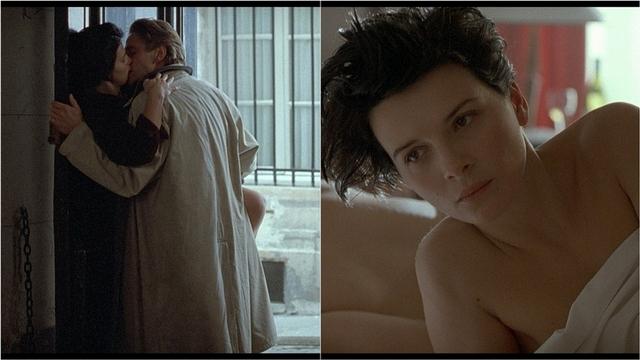 茱麗葉畢諾許全裸套風衣!《烈火情人》巴黎街頭「野戰」奧斯卡影帝