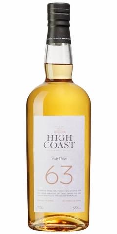HIGH COAST瑞典高岸 63 高緯度紀念酒 3,630元