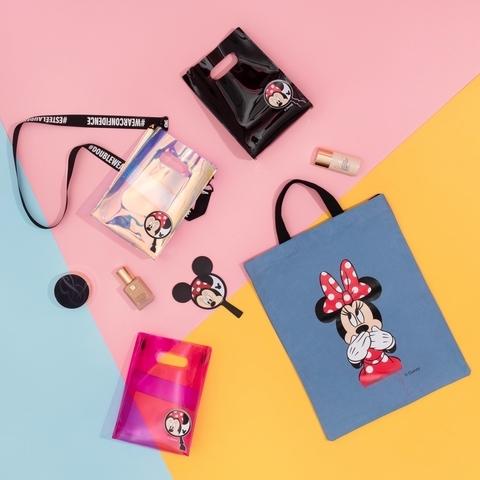 不能出國就來Estee Lauder「My Cover」玩色慶典玩,超萌的迪士尼限量商品,讓你全部都想打包