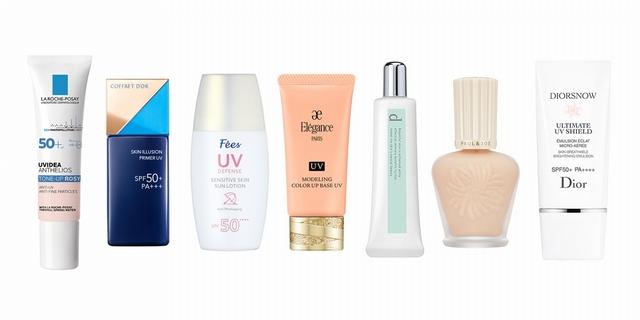 陽光一大就需要妝前多一道,不只是潤色,就連膚質、膚色與防護都幫妳一一把關了