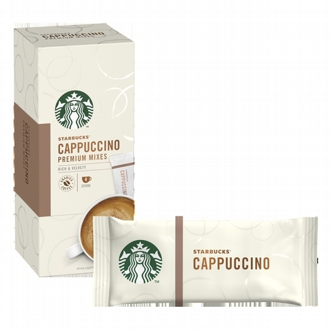 卡布奇諾咖啡 135元/盒
