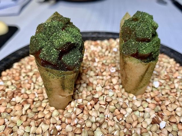 鰹魚 | 柚子胡椒 | 青海苔