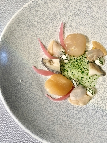 貝類 | 絲瓜 | 杏仁