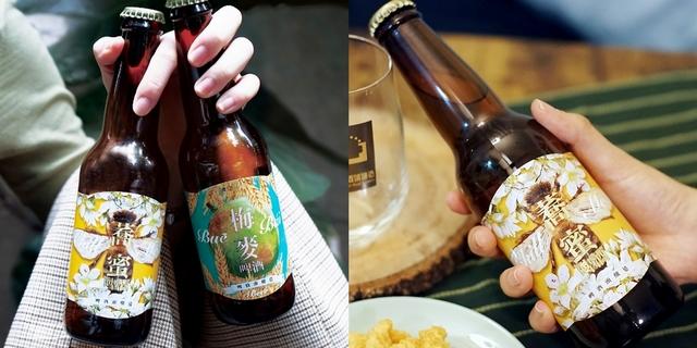 啤酒控請收!啤酒頭新推出「梅⿆、蕎蜜啤酒」家樂福獨家上市,加碼任選四瓶只要396元超優惠