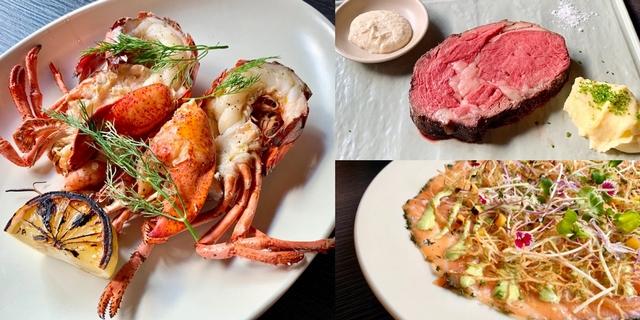 兩千內就能吃波士頓龍蝦、牛排雙主餐!Wildwood燻烤牛肋排只要380、加碼夏季新菜登場