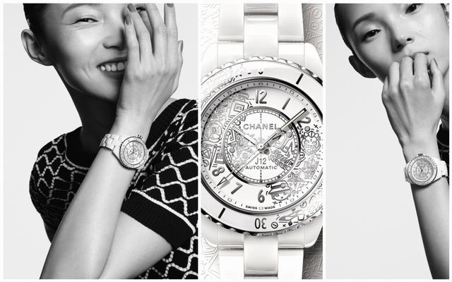 香奈兒高級製錶2020年新作 I——J12 20周年 演繹非凡歷史!