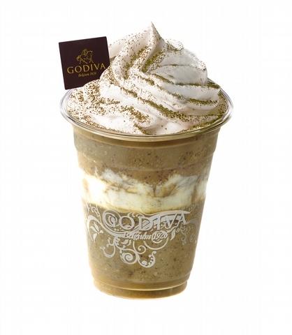 烏龍茶黑巧克力凍飲 200元