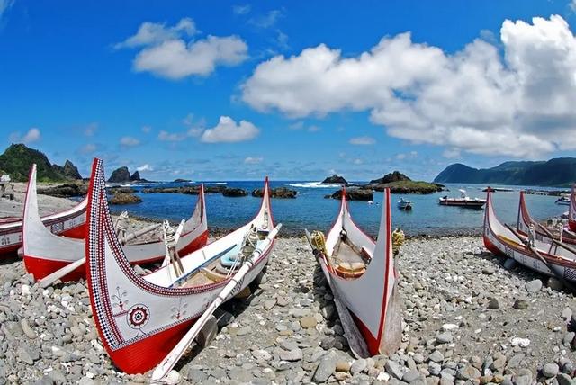 4. 蘭嶼 - 深入傳統文化、探索原始生態