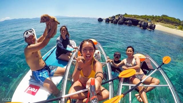 3.  小琉球:暢遊水上活動