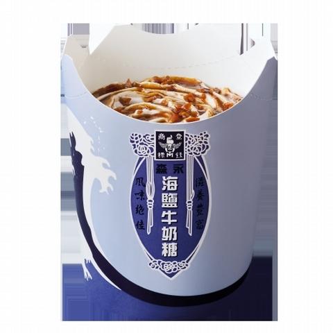 森永海鹽牛奶糖冰炫風 65元