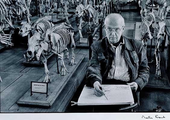 攝影師亨利.卡蒂耶-布列松(Henri Cartier-Bresson)