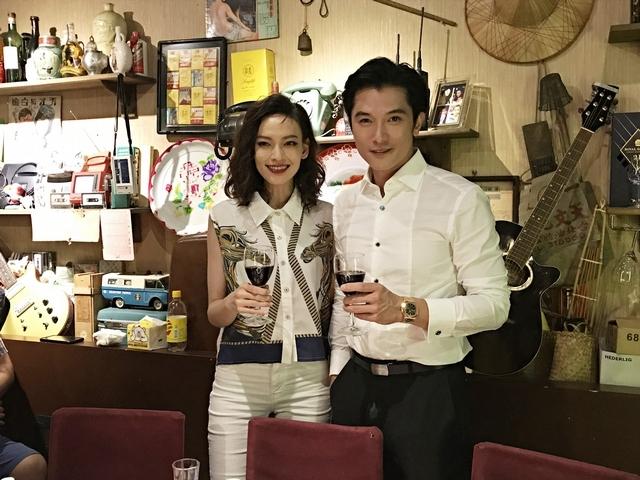 北影慶功/邱澤「助攻傳說」再添姚以緹! 讚柯佳嬿主持「很棒」