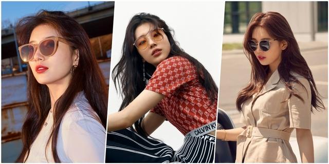 與女神秀智戴同款!韓國超火墨鏡品牌CARIN不只百搭還可以悄悄瘦臉