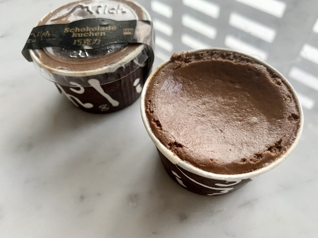 巧克力半熟蛋糕(70元/顆、400元/6入一盒)