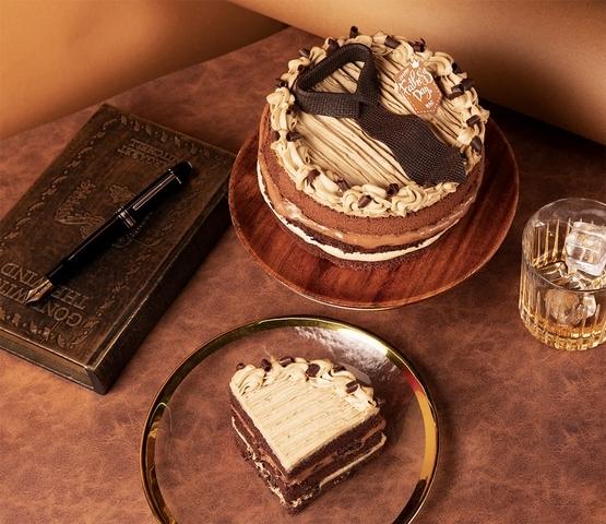 BAC:可可公爵焙茶巧克力蛋糕(950元 / 6吋)