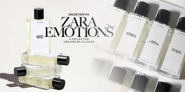 女孩們又有新玩具!JO MALONE創辦人攜手ZARA推出8款全新個性香氛