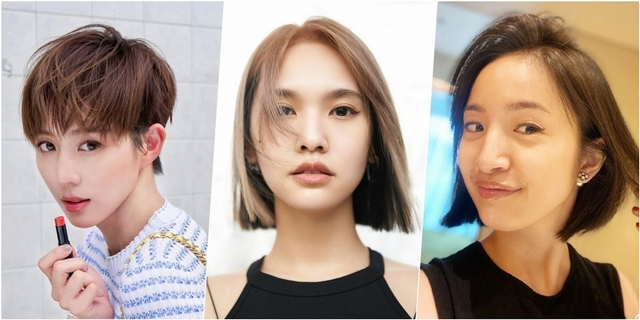 楊丞琳、林依晨、張鈞甯新髮型太帥氣!2020超人氣短髮造型跟著FOLLOW就對了