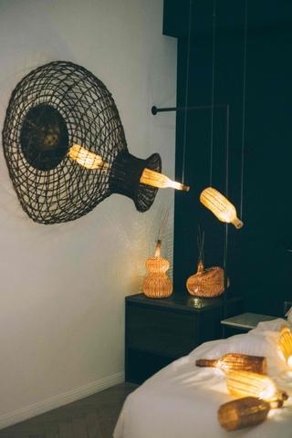 桌上行•纖維實驗所「微光編織酒吧」