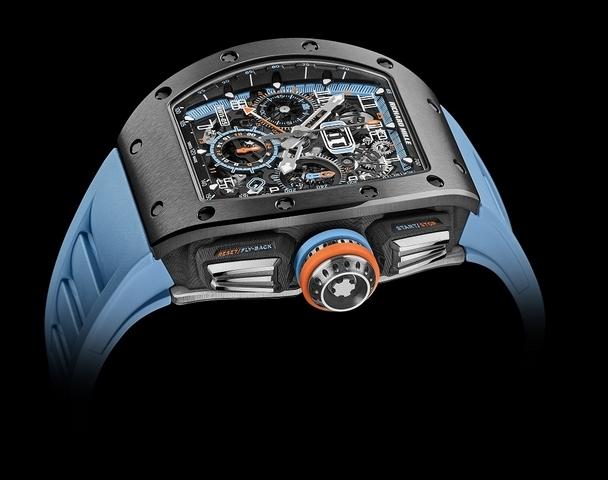 全新獨家材質!Richard Mille引入「灰色金屬陶瓷」製錶