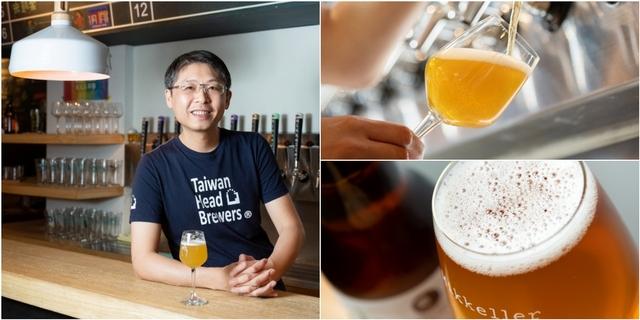 釀出真台味1冬瓜茶、梅子都入酒!「啤酒頭釀造」用啤酒訴說農產風味與轉型