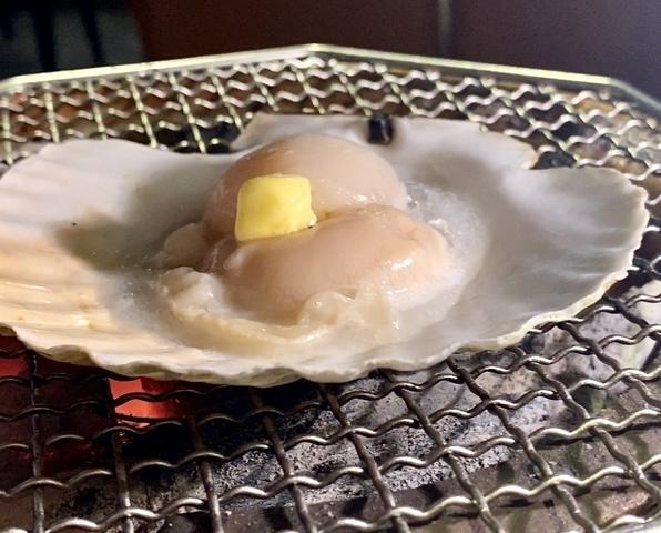 北海道大扇貝