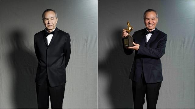 金馬57/全票通過!侯孝賢獲終身成就獎:「我喜歡電影,我拍電影,這就是我的信念!」