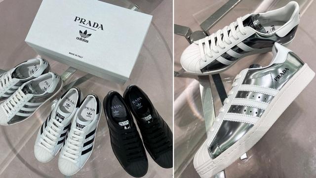 原汁原味頂級工坊製作!Prada 與adidas Originals聯乘系列登場,時髦迷絕對會暴動