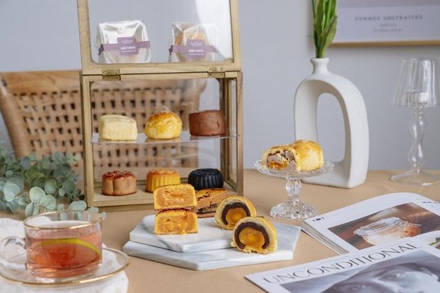 Tartine唐緹麵包坊:綜合流芯禮盒 1,290元