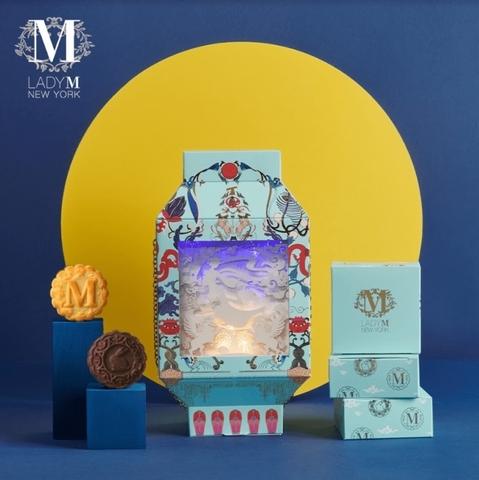 Lady M:奔月禮盒 2,280 元