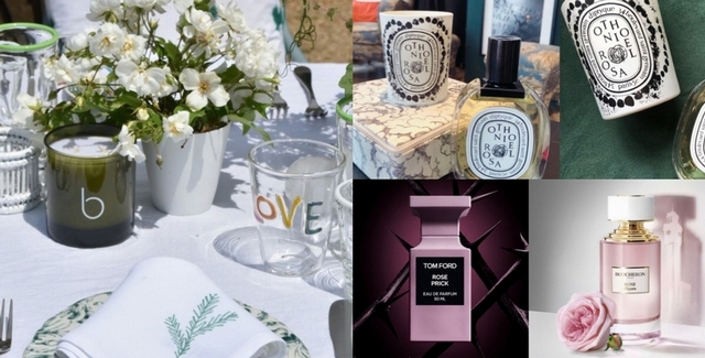 玫瑰香誰不愛啊,除了柔美的大馬士革玫瑰香,帶有胡椒氣味,甚至加入辛香料都更顯個性