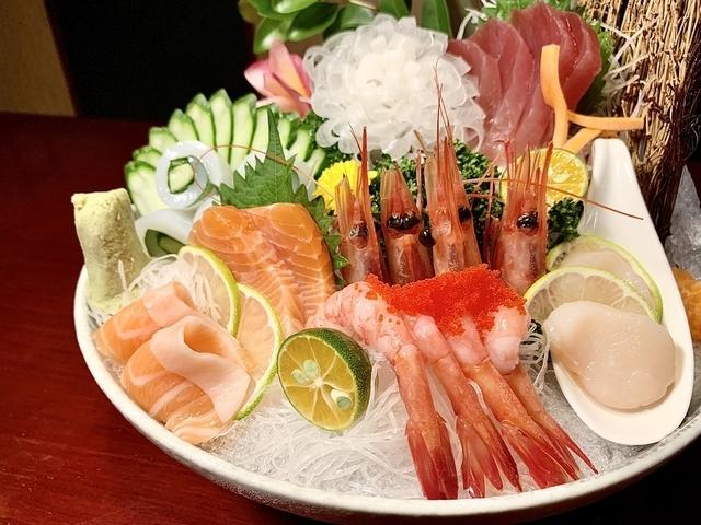 生魚片全拼