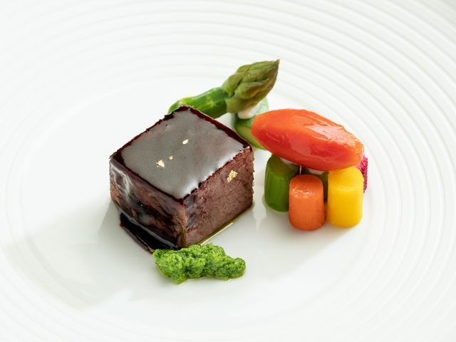布根地燉牛肉小農蔬菜