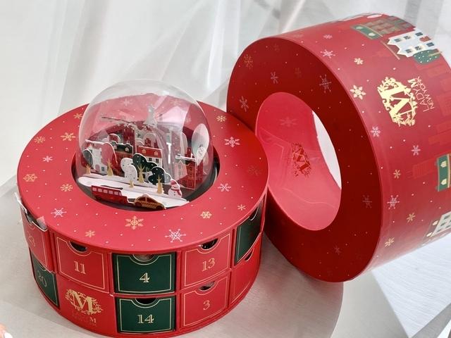 Lady M 冬季夢幻聖誕禮盒 2800 元