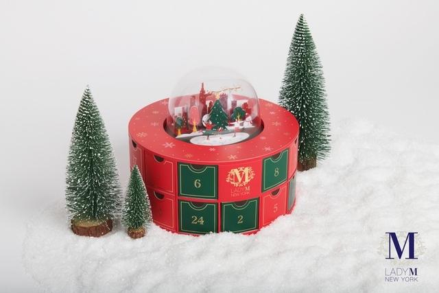 Lady M 冬季夢幻聖誕禮盒 2,800 元