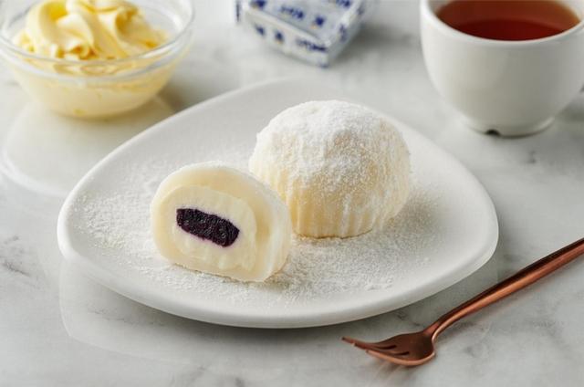 4. 法式藍莓乳酪大福 59元