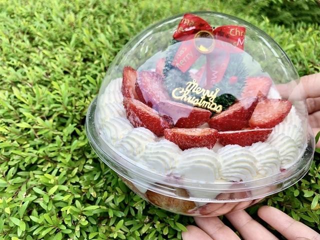 水晶球蛋糕 390元(12月限量販售)