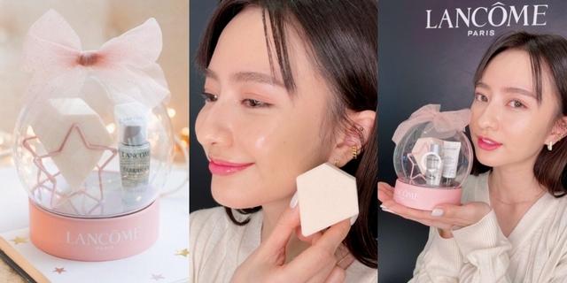 2021就用超夢幻仙女球幫肌膚開光!療癒系日製粉撲+星星粉撲架,底妝魅力更加倍!